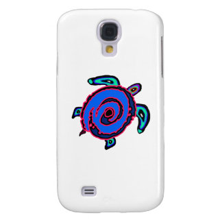 Coque Galaxy S4 Navigation tribale
