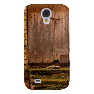 Coque Galaxy S4 old door