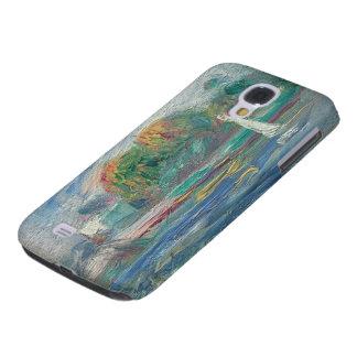 Coque Galaxy S4 Pierre un Renoir | la rivière bleue