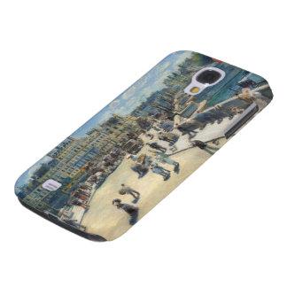 Coque Galaxy S4 Pierre un Renoir | Pont Neuf, Paris