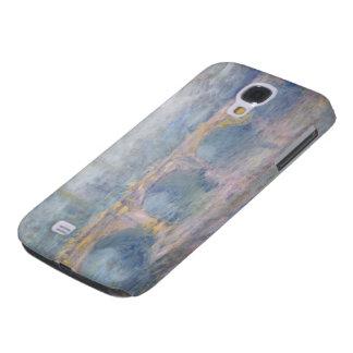 Coque Galaxy S4 Pont de Claude Monet | Waterloo, Londres, au