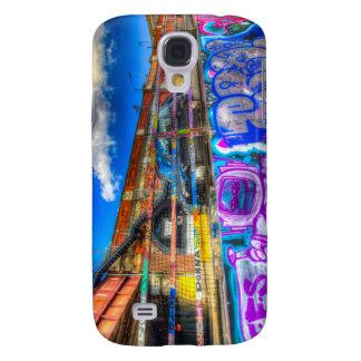 Coque Galaxy S4 Rue de Leake et taxi de Londres