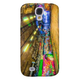Coque Galaxy S4 Rue Londres de Leake