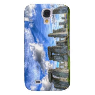 Coque Galaxy S4 Stonehenge