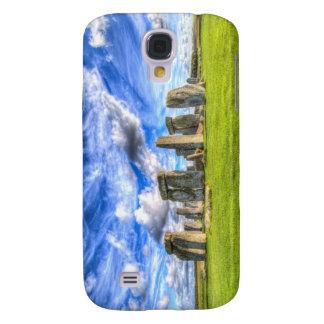 Coque Galaxy S4 Stonehenge Grande-Bretagne antique