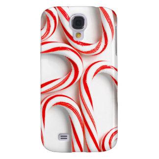 Coque Galaxy S4 Sucres de canne fabuleux de Noël