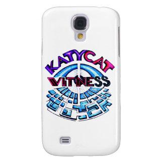 Coque Galaxy S4 Témoin unique de la KP KatyCat