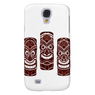 Coque Galaxy S4 Temps de Tiki
