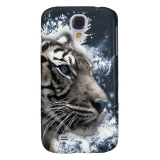 Coque Galaxy S4 Tiger