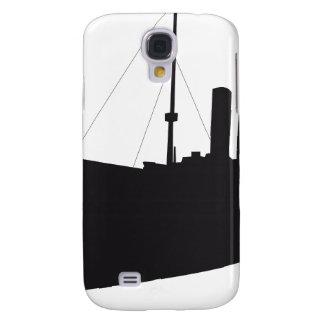 Coque Galaxy S4 titanic ombre