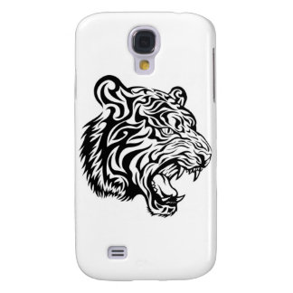 Coque Galaxy S4 Tribal tiger