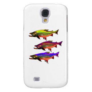 Coque Galaxy S4 Une queue colorée