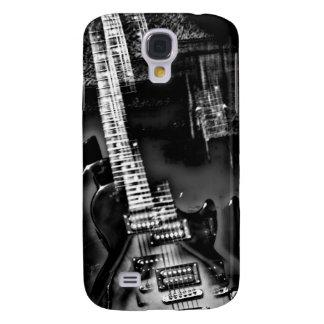 Coque Galaxy S4 Vedette du rock une photographie abstraite de