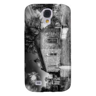 Coque Galaxy S4 Vieille église néerlandaise de cavité somnolente