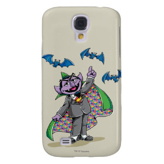 Coque Galaxy S4 Vintage Count von Count