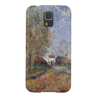Coque Galaxy S5 Alfred Sisley | un coin des bois chez Sablons