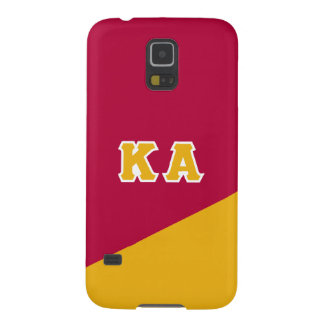 Coque Galaxy S5 Alpha lettres de Grec de l'ordre | de Kappa