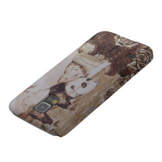 Coque Galaxy S5 Bath paresseux de panda