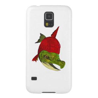 Coque Galaxy S5 Beauté saumonée