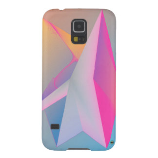 Coque Galaxy S5 Cas éphémère de téléphone d'éclat