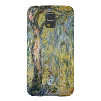 Coque Galaxy S5 Claude Monet | le grand saule chez Giverny, 1918