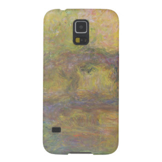 Coque Galaxy S5 Claude Monet | le pont japonais, 1918-24