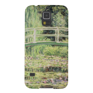Coque Galaxy S5 Claude Monet | Nenuphars blanc, 1899