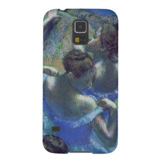 Coque Galaxy S5 Danseurs de bleu d'Edgar Degas  , c.1899