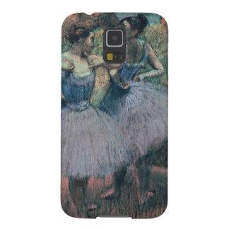 Coque Galaxy S5 Danseurs d'Edgar Degas   dans la violette