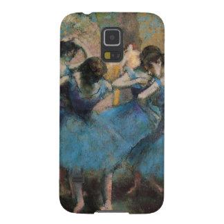 Coque Galaxy S5 Danseurs d'Edgar Degas   dans le bleu, 1890