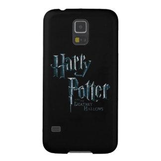 Coque Galaxy S5 Harry Potter et le de mort sanctifie le logo 3