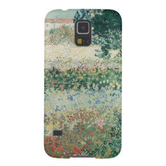 Coque Galaxy S5 Jardin de Vincent van Gogh | en fleur, Arles, 1888