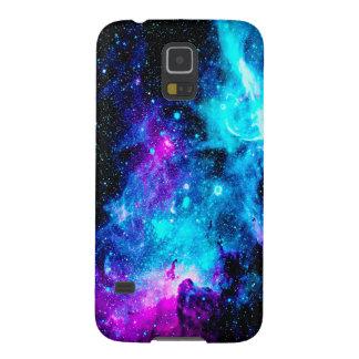 Coque Galaxy S5 La galaxie de nébuleuse tient le premier rôle la
