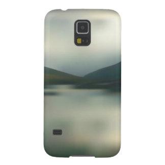 Coque Galaxy S5 Lac dans les montagnes