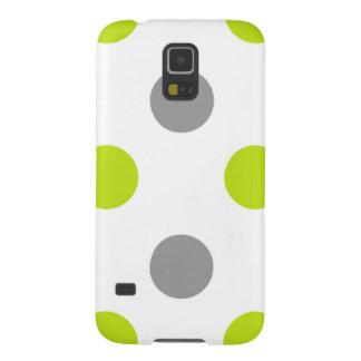 Coque Galaxy S5 Motif de pois frais