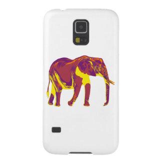 Coque Galaxy S5 Mouvements d'éléphant