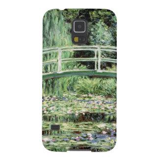 Coque Galaxy S5 Nénuphars de blanc de Claude Monet |, 1899