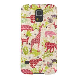 Coque Galaxy S5 Paradis de jungle