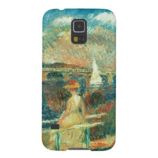 Coque Galaxy S5 Pierre banques de Renoir un | de la Seine à