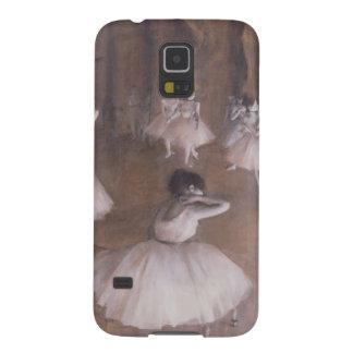 Coque Galaxy S5 Répétition de ballet d'Edgar Degas   sur l'étape,