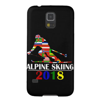 COQUE GALAXY S5 SKI 2018 ALPIN
