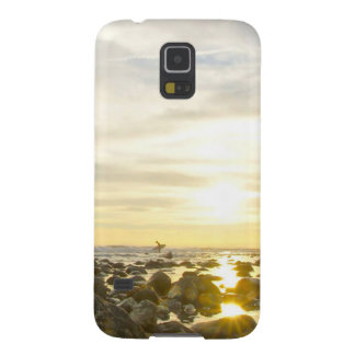 Coque Galaxy S5 Surfer solitaire