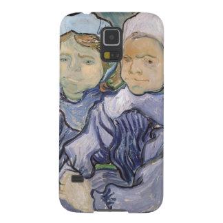 Coque Galaxy S5 Vincent van Gogh | deux petites filles, 1890