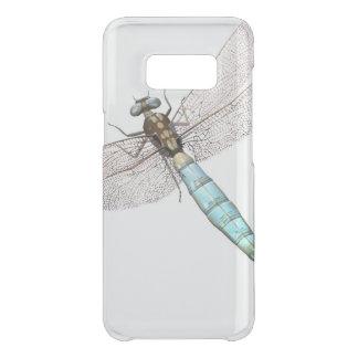 Coque Get Uncommon Samsung Galaxy S8 Libellule sur le blanc