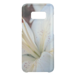 Coque Get Uncommon Samsung Galaxy S8 lis blanc assez