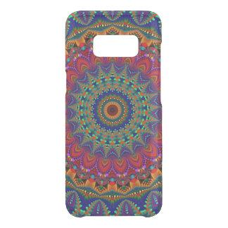 Coque Get Uncommon Samsung Galaxy S8 Mandala coloré