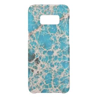 Coque Get Uncommon Samsung Galaxy S8 Série de pierre gemme - feuille de route de