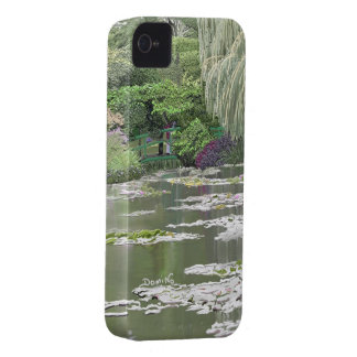 Coque Giverny pour IPhone 4 et 4S Coques iPhone 4