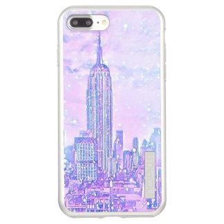 Coque Incipio DualPro Shine iPhone 8 Plus/7 Plus iPhone 8/7 de la vie de ville plus