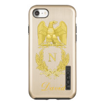 coque incipio pour iphone embleme de napoleon bonaparte ra6789b8dd50b45b2adcf1a86ae579c84 kyn25 216